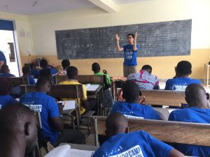 Teaching Music in Ghana