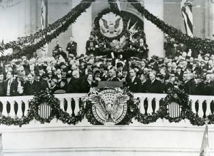 Franklin D. Roosevelt 1933 Inauguration