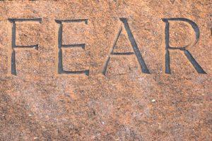 Fear in Stone